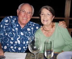 Peter & Rosemary