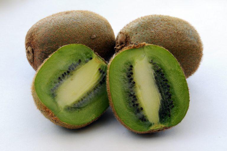 fruit of the month:  kiwifruit