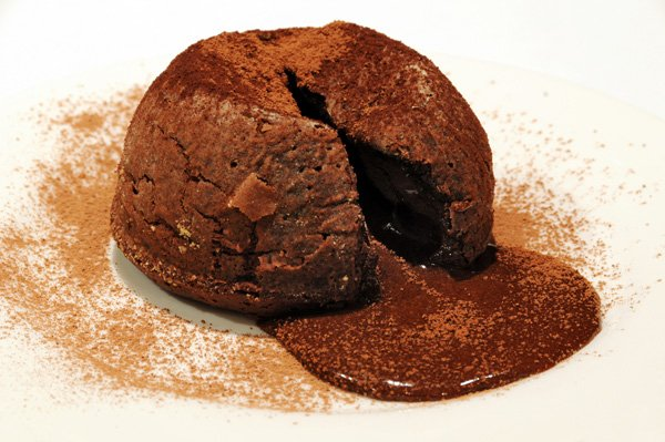 tip: melting chocolate