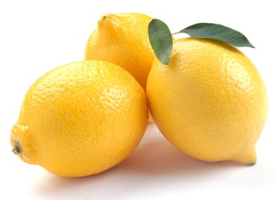 fruit of the month: lemons
