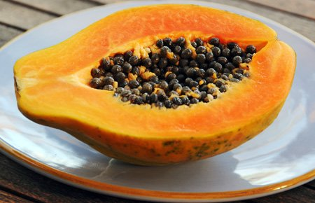 fruit of the month: papaya