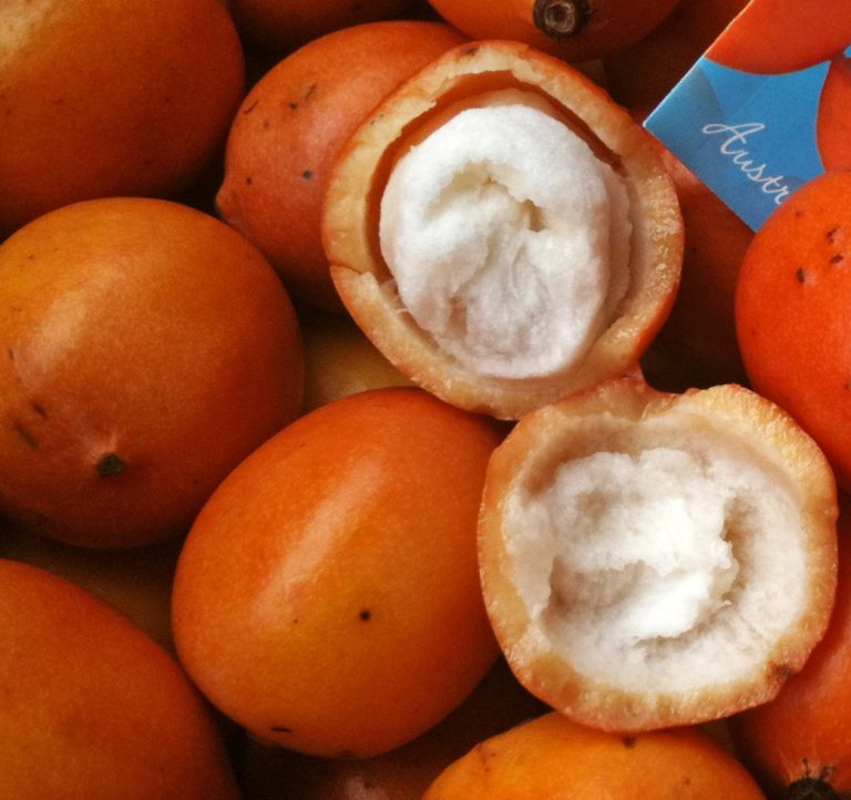 fruit of the month:  the achacha