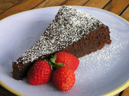Recipe: Chocolate Hazelnut Dessert Cake