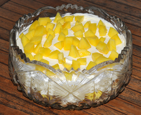 Recipe: Festive Tropical Trifle