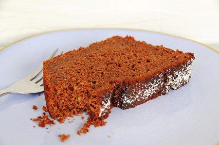 Recipe: Chocolate Zucchini Loaf