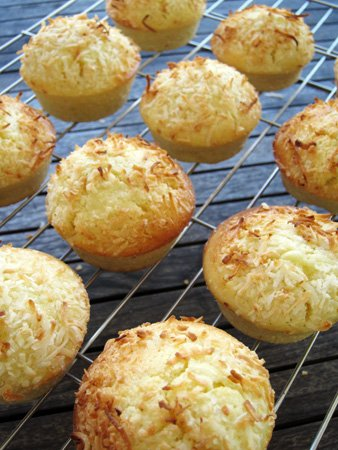 Recipe: Lime & Coconut Muffins