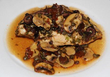 Recipe: Chicken à la Provençal