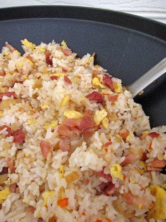 Recipe: Nasi Goreng