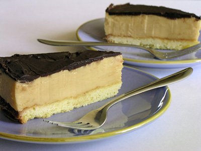 Recipe: Chocolate Peanut Butter Torte