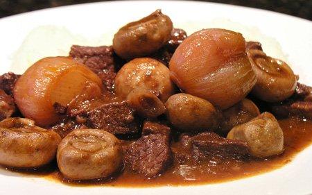 Recipe Beef Bourguignon