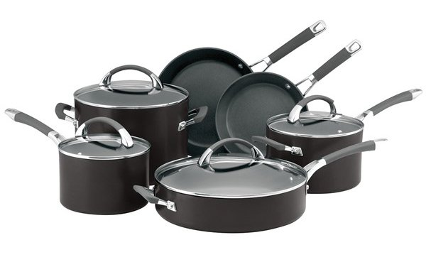 %nreviews  Review: Anolon Endurance Cookware