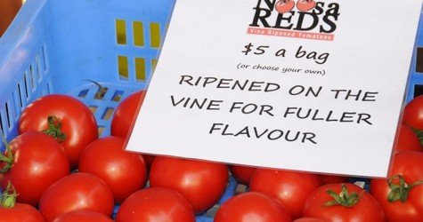 Flavours of Noosa From Market to Plate - Noosa Reds