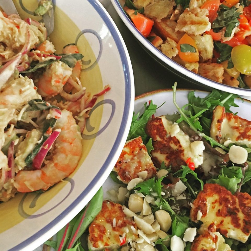 Flavours of Noosa From Market to Plate - Various Dishes