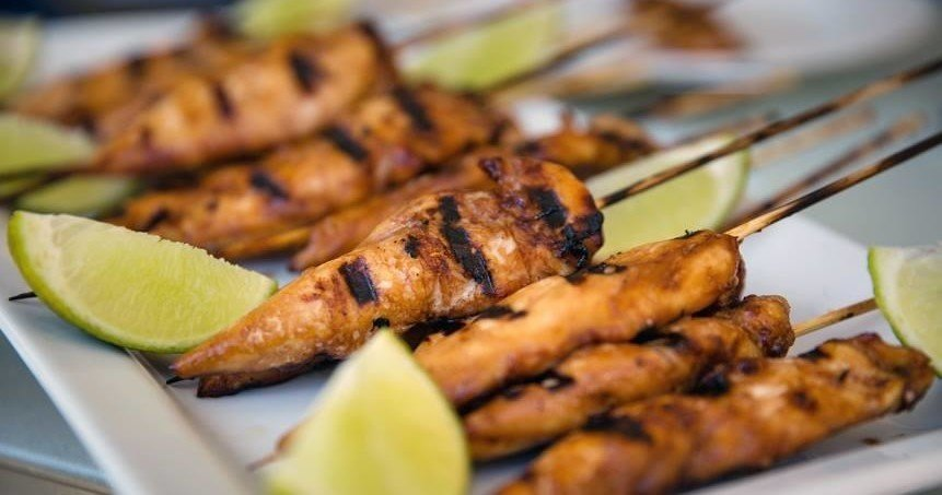 Indonesian Banquet Cooking Class - Satay