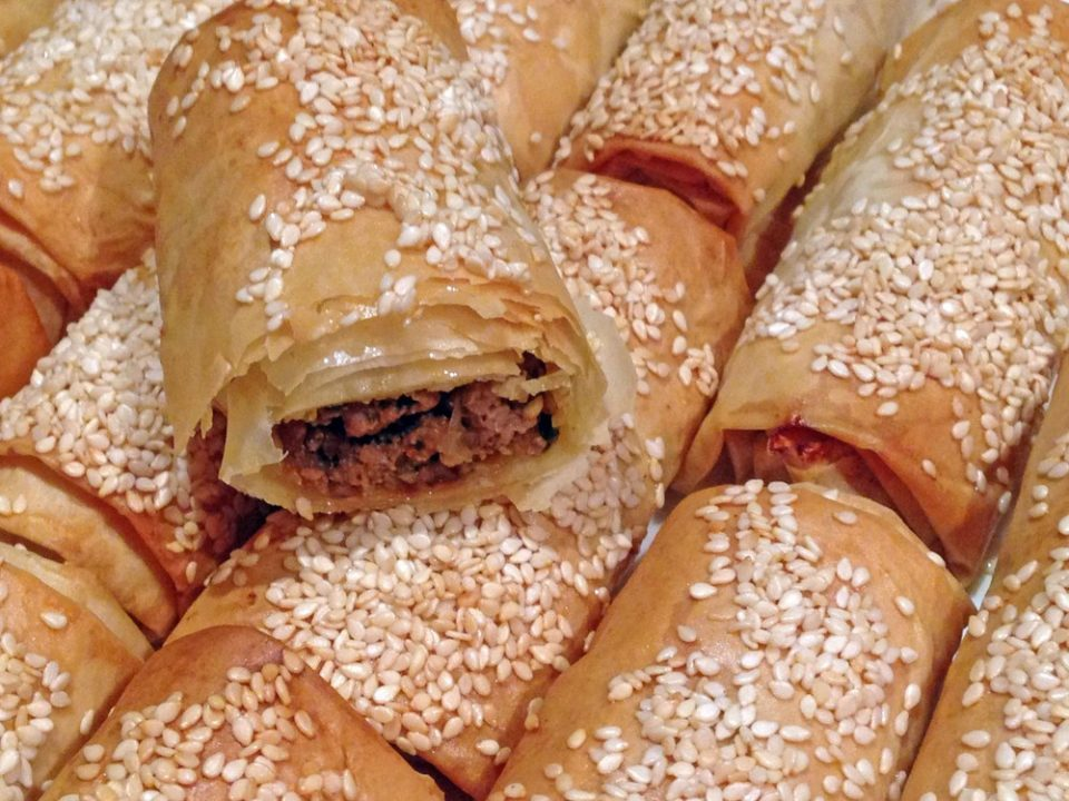 Moroccan Magic Cooking Class - Filo Pastries