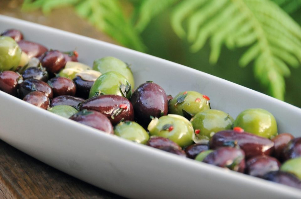 A Taste of Spain Cooking Class - Olives