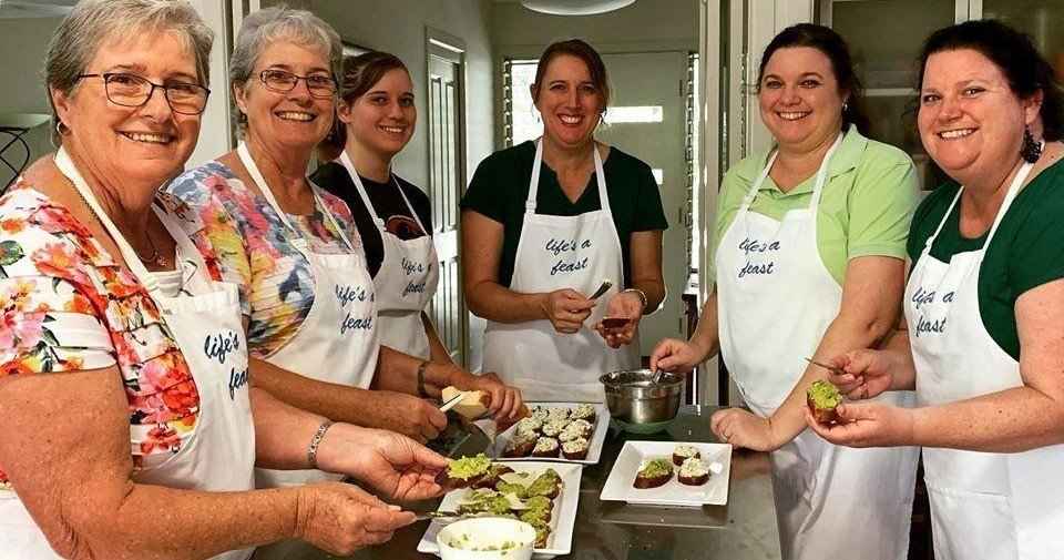 Italian Long Lunch Cooking Class - Cooking Class Participants