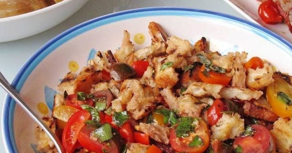 Italian Long Lunch Cooking Class - Panzanella Salad of Mixed Tomatoes