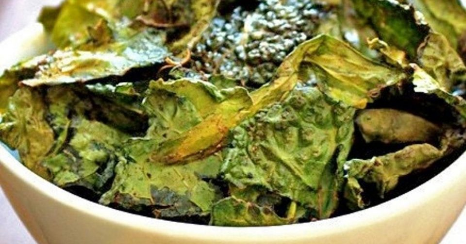 Plant-Based for Health & Taste Cooking Class - Smoky Kale Chips